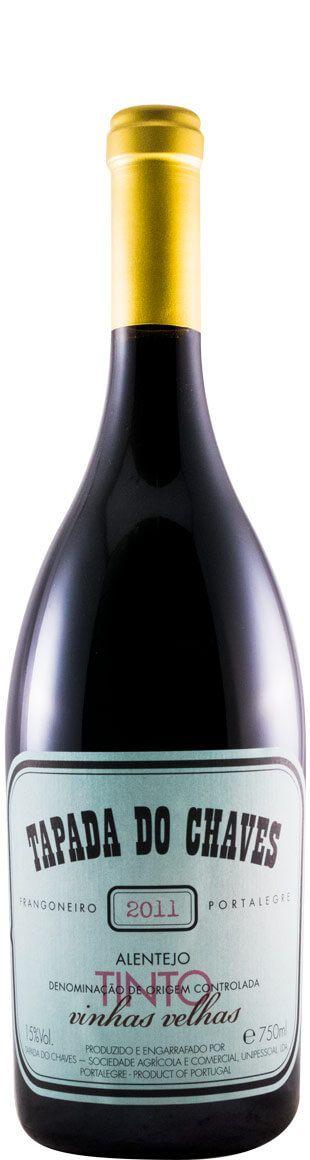2011 Tapada do Chaves Vinhas Velhas tinto