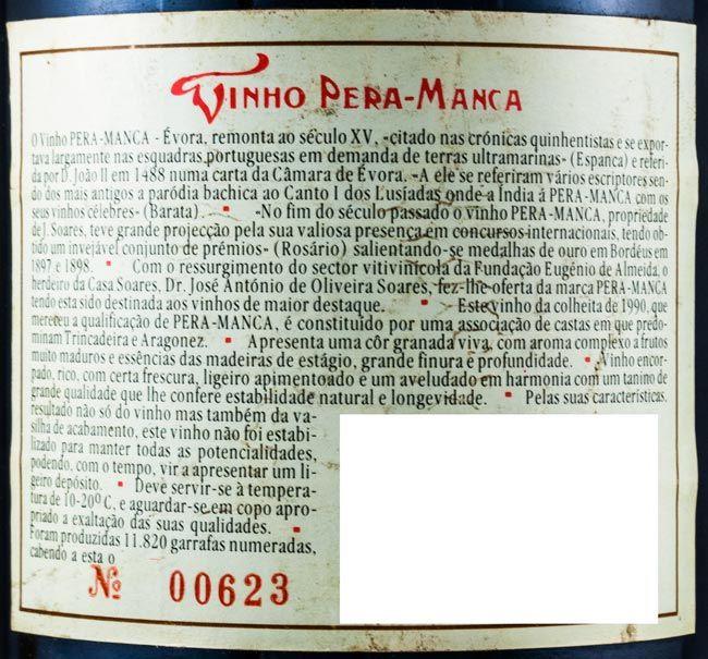 1990 Pera-Manca tinto