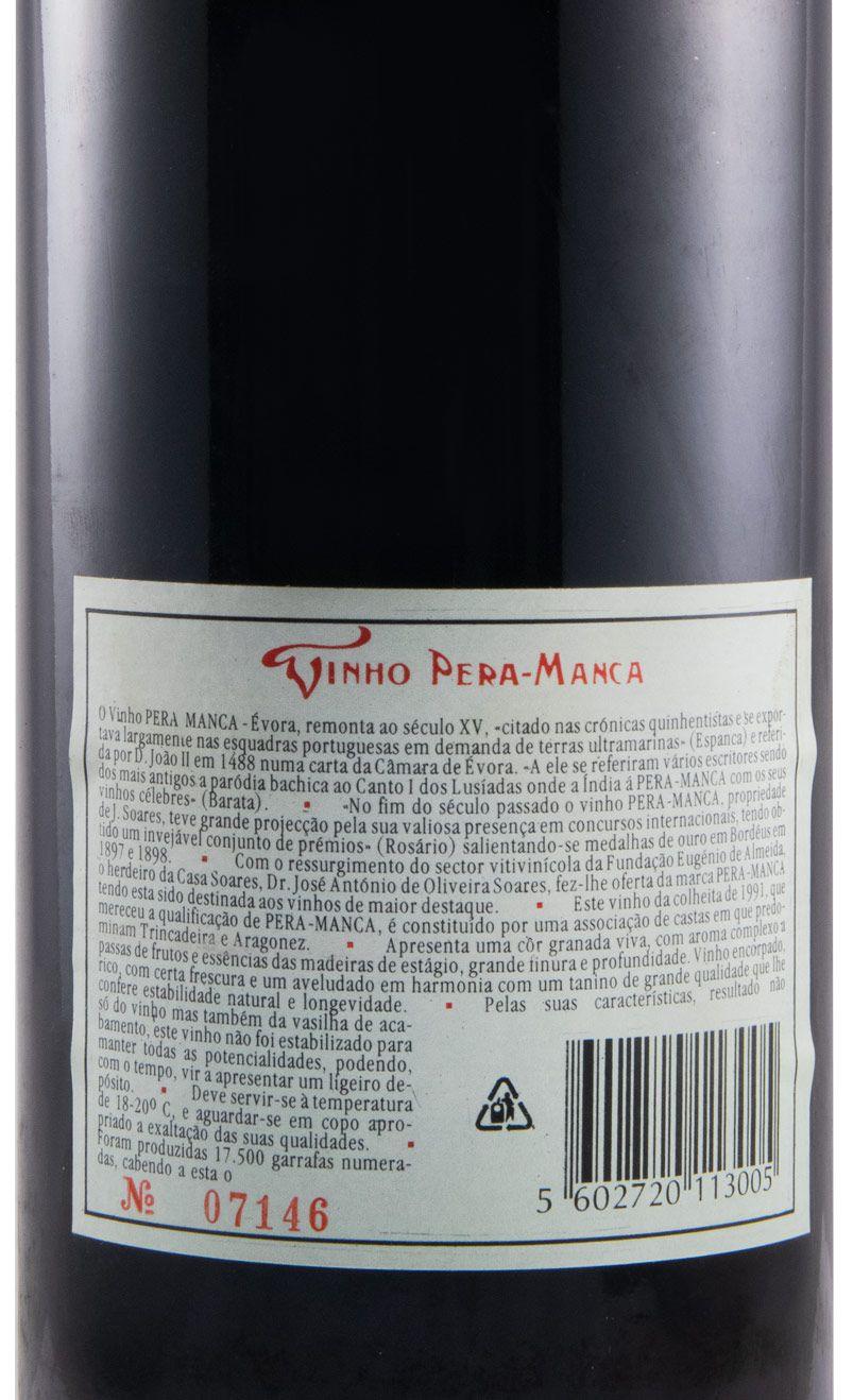 1991 Pera-Manca tinto