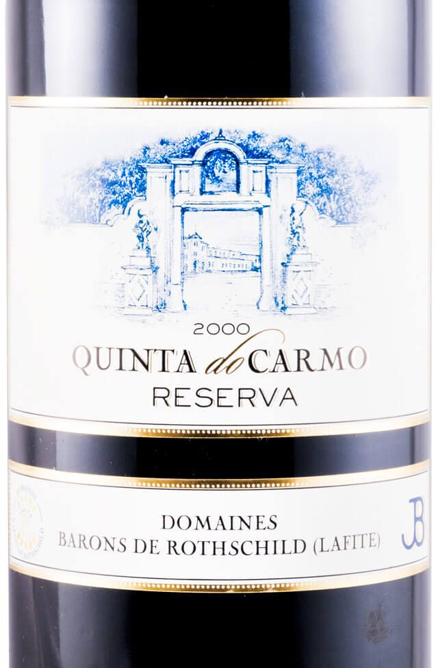 2000 Quinta do Carmo Reserva red