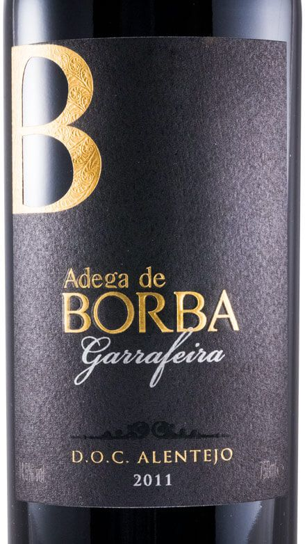 2011 Borba Garrafeira tinto