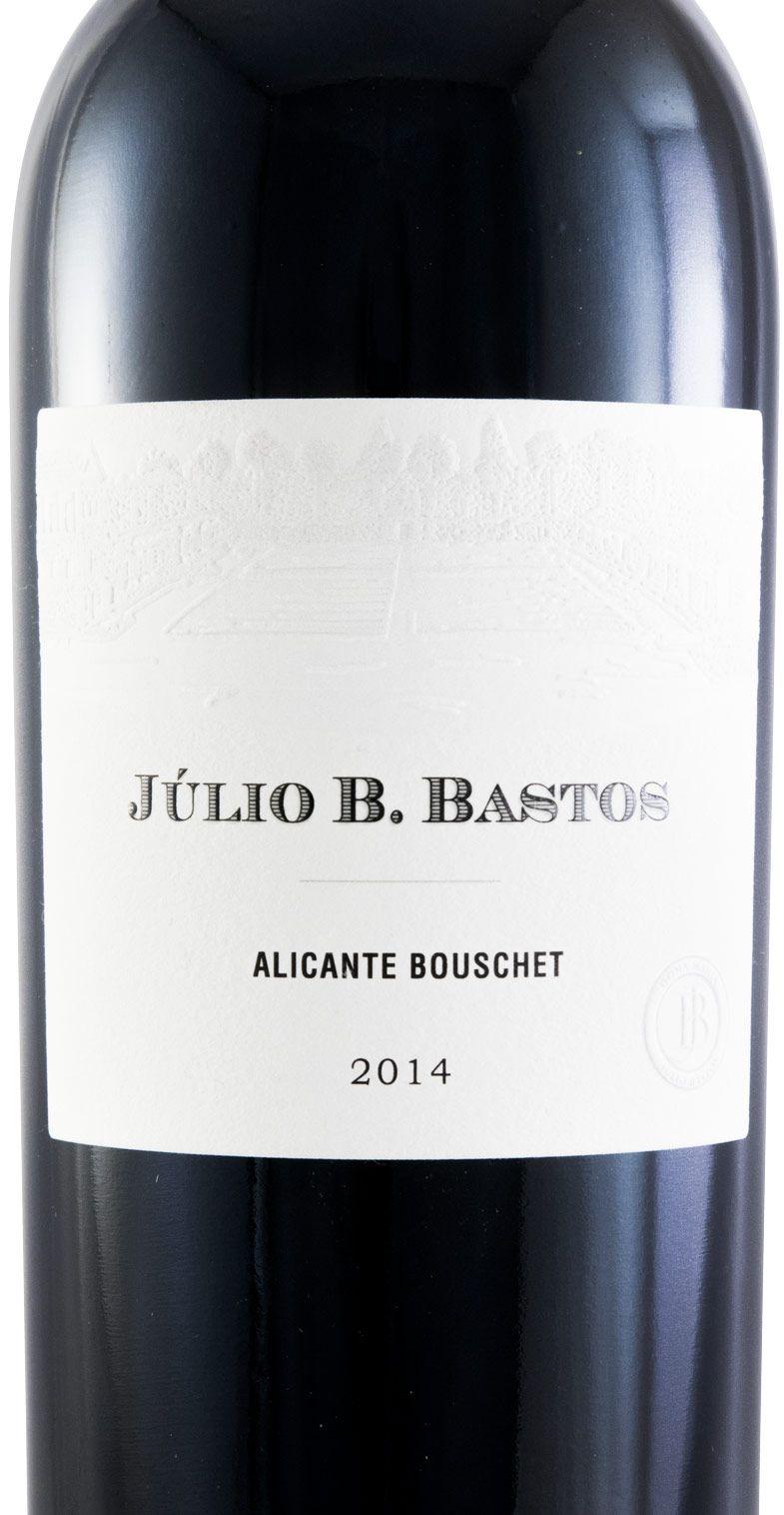 2014 Júlio Bastos Alicante Bouschet tinto