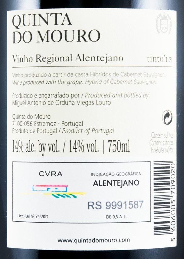 2015 Quinta do Mouro Vinha do Malhó tinto