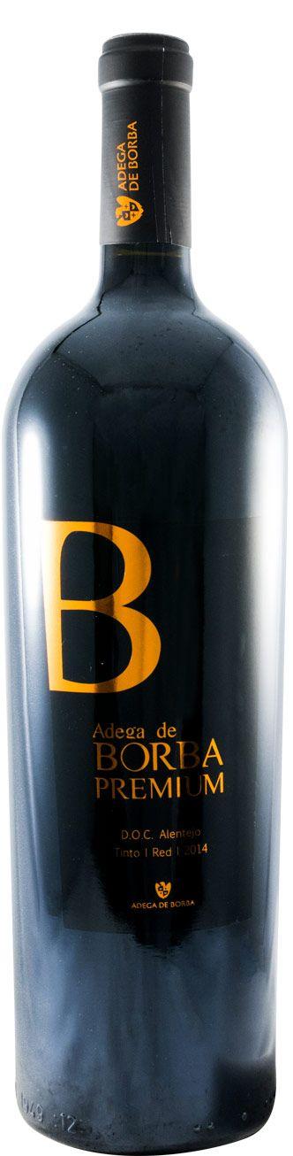 2014 Borba Premium red 1.5L