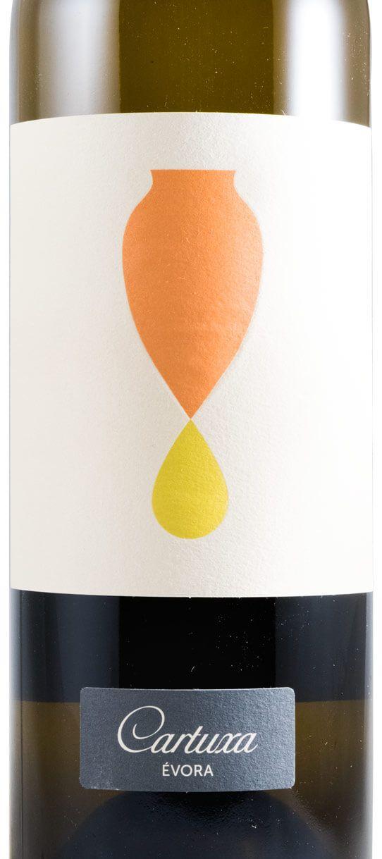 カルトゥーシャ・製革ワイン・白・2016年