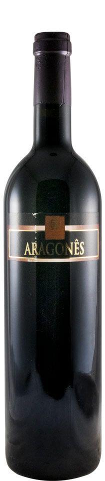 カルミン・アラゴネス・赤     2000年