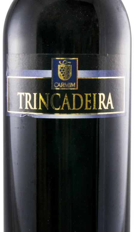 2004 Carmim Trincadeira red
