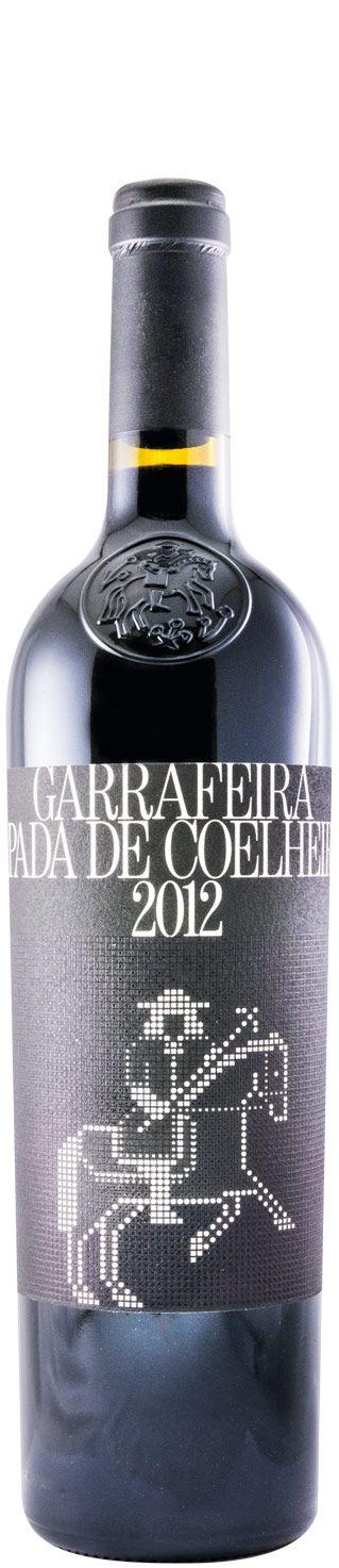2012 Tapada de Coelheiros Garrafeira tinto