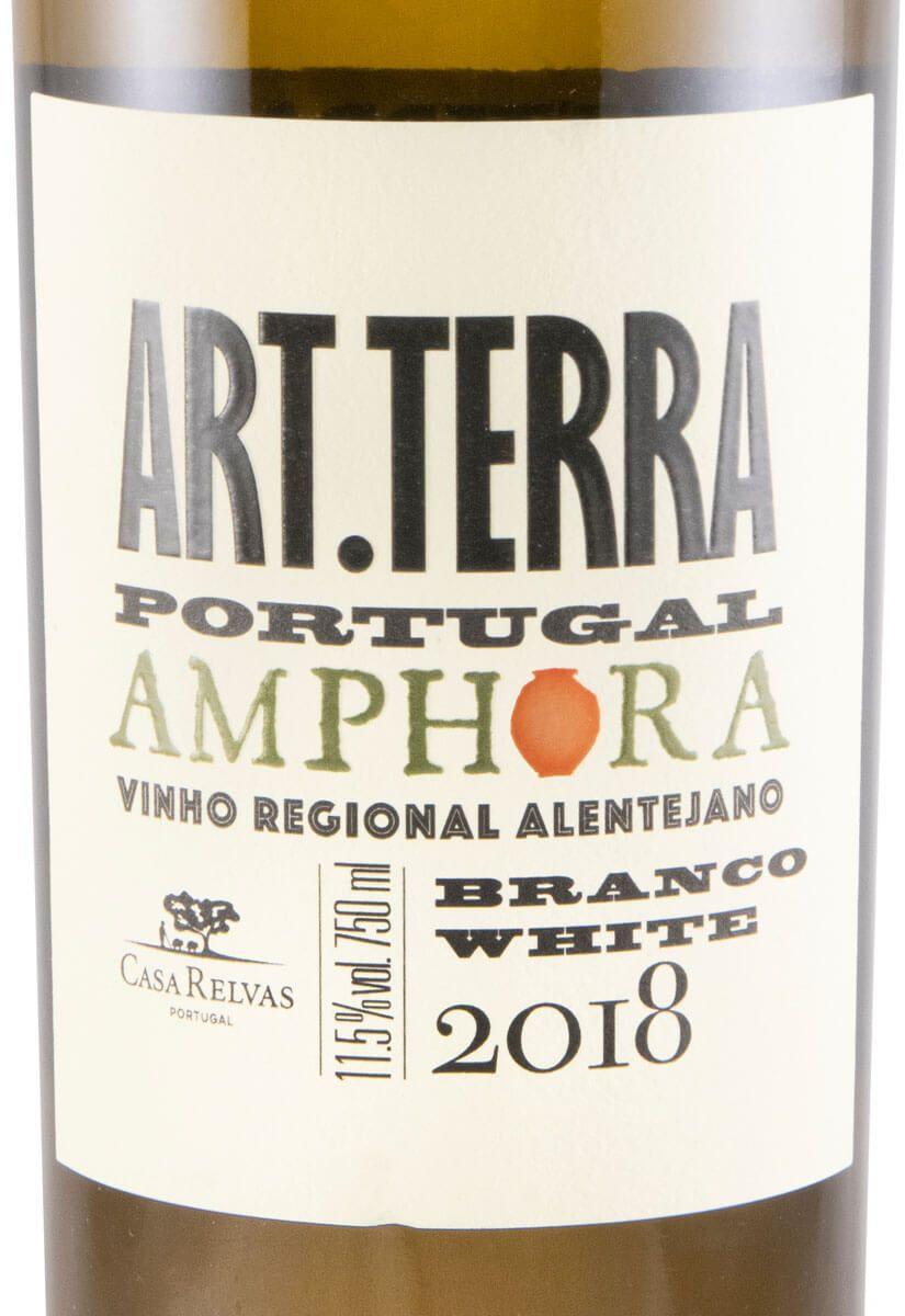 2018 Herdade de São Miguel Art.Terra Amphora white