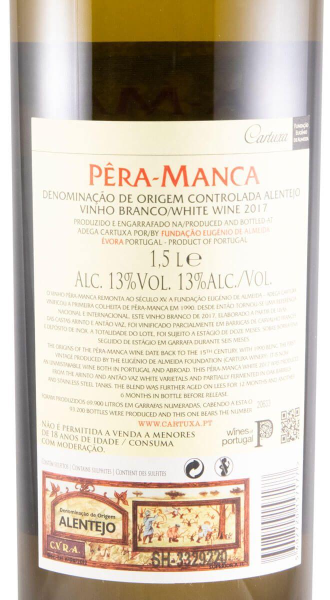 2017 Pêra-Manca branco 1,5L