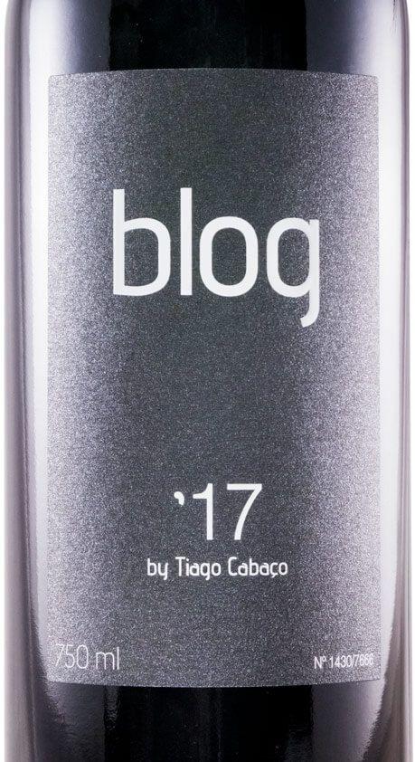 2017 Blog by Tiago Cabaço tinto