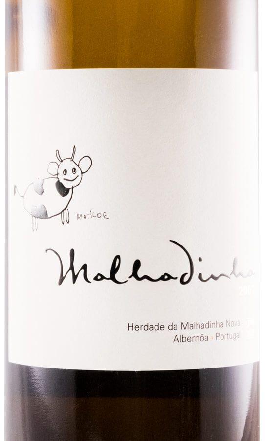 2007 Malhadinha white