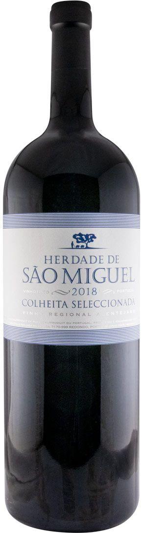 2018 Herdade de São Miguel Colheita Seleccionada tinto 5L