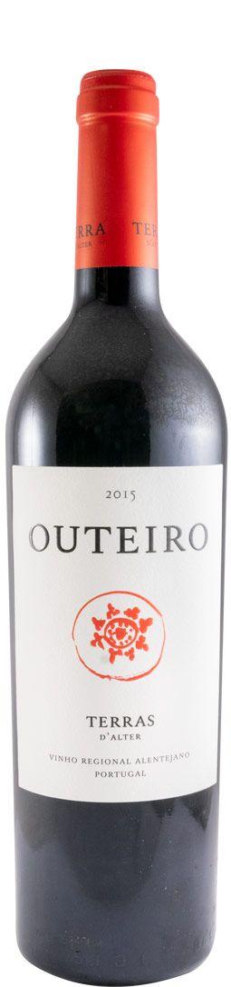 2015 Outeiro красное