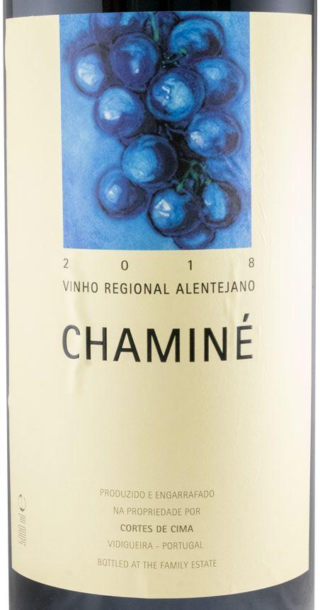 2018 Cortes de Cima Chaminé tinto 1,5L