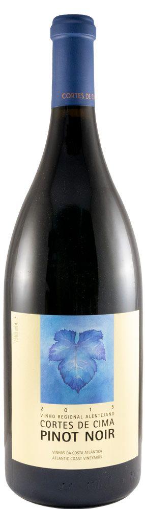 2015 Cortes de Cima Pinot Noir red 1.5L