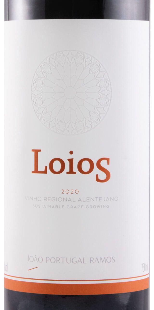 2020 João Portugal Ramos Loios tinto