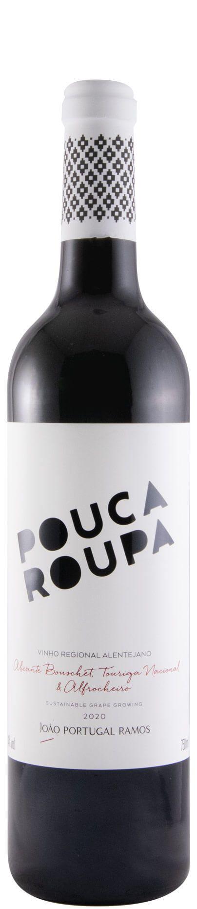 2020 João Portugal Ramos Pouca Roupa tinto