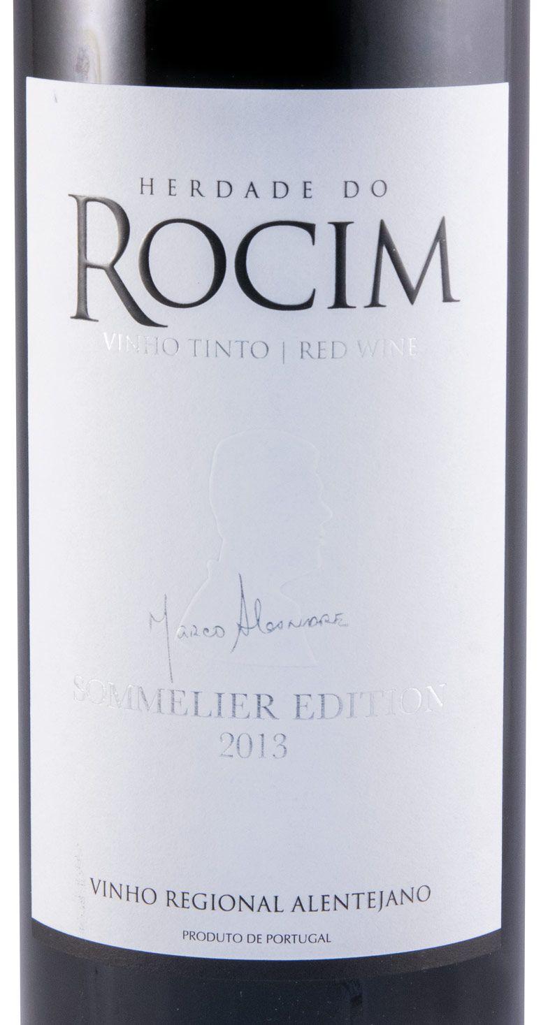 2013 Herdade do Rocim Sommelier Edition tinto