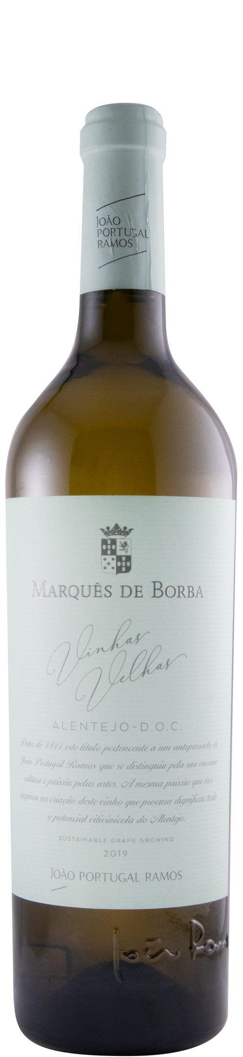 2019 João Portugal Ramos Marquês de Borba Vinhas Velhas branco