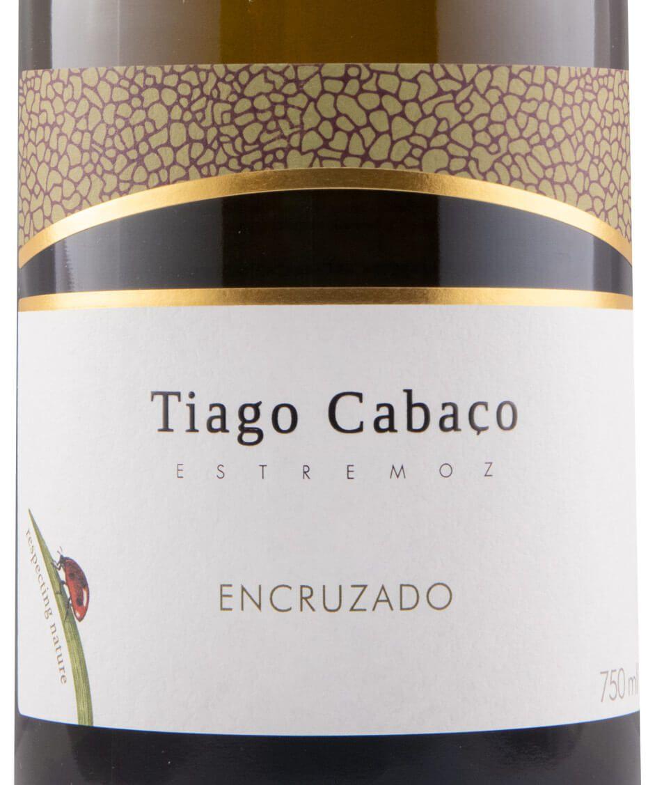 2020 Tiago Cabaço Encruzado white