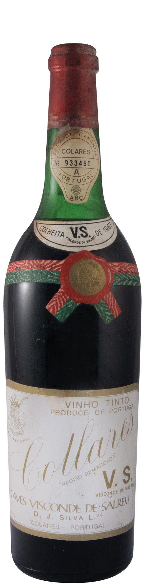 1967 Visconde de Salreu Colares tinto
