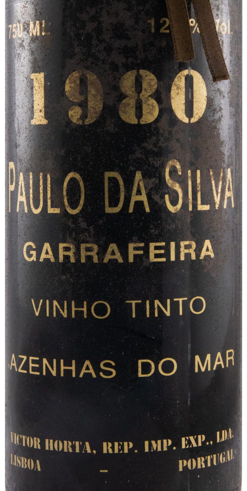 1980 Paulo da Silva Azenhas do Mar tinto