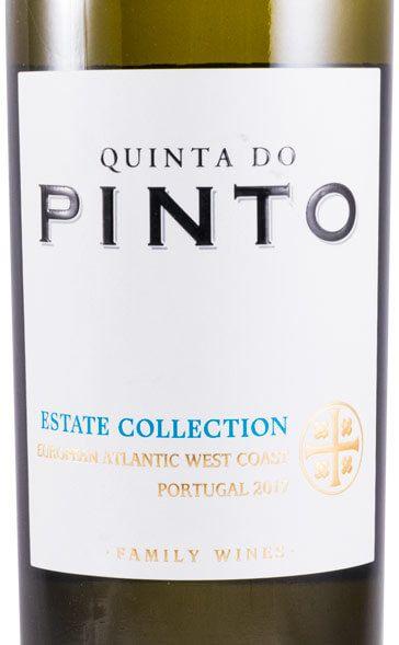 2017 Quinta do Pinto Estate Collection white