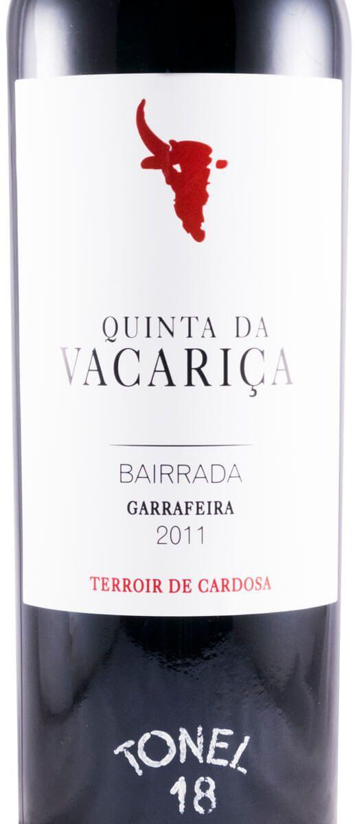 2011 Quinta da Vacariça Garrafeira Tonel 18 tinto