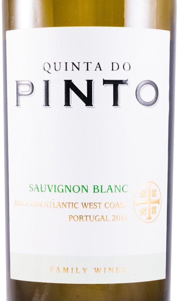 2018 Quinta do Pinto Sauvignon Blanc white
