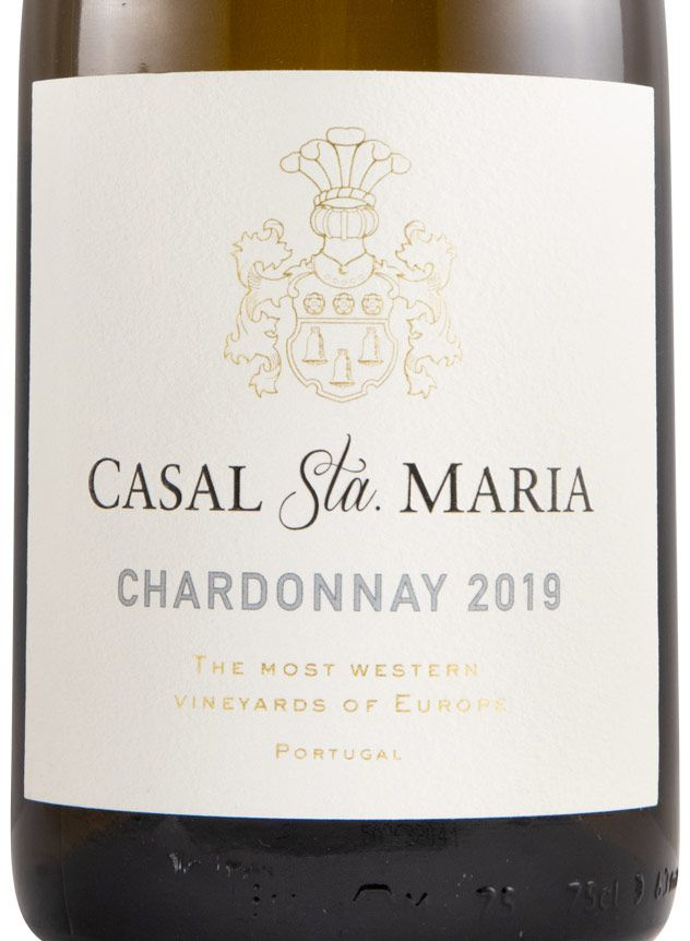 2019 Casal Sta. Maria Chardonnay branco