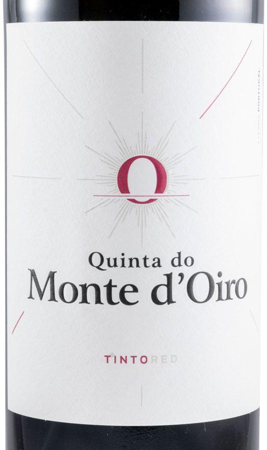 2017 Quinta do Monte d'Oiro red