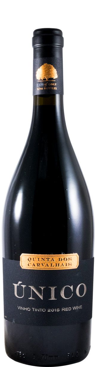 2015 Quinta dos Carvalhais Único tinto
