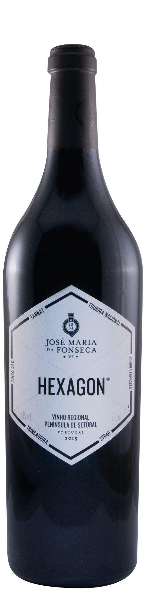 2015 José Maria da Fonseca Hexagon tinto