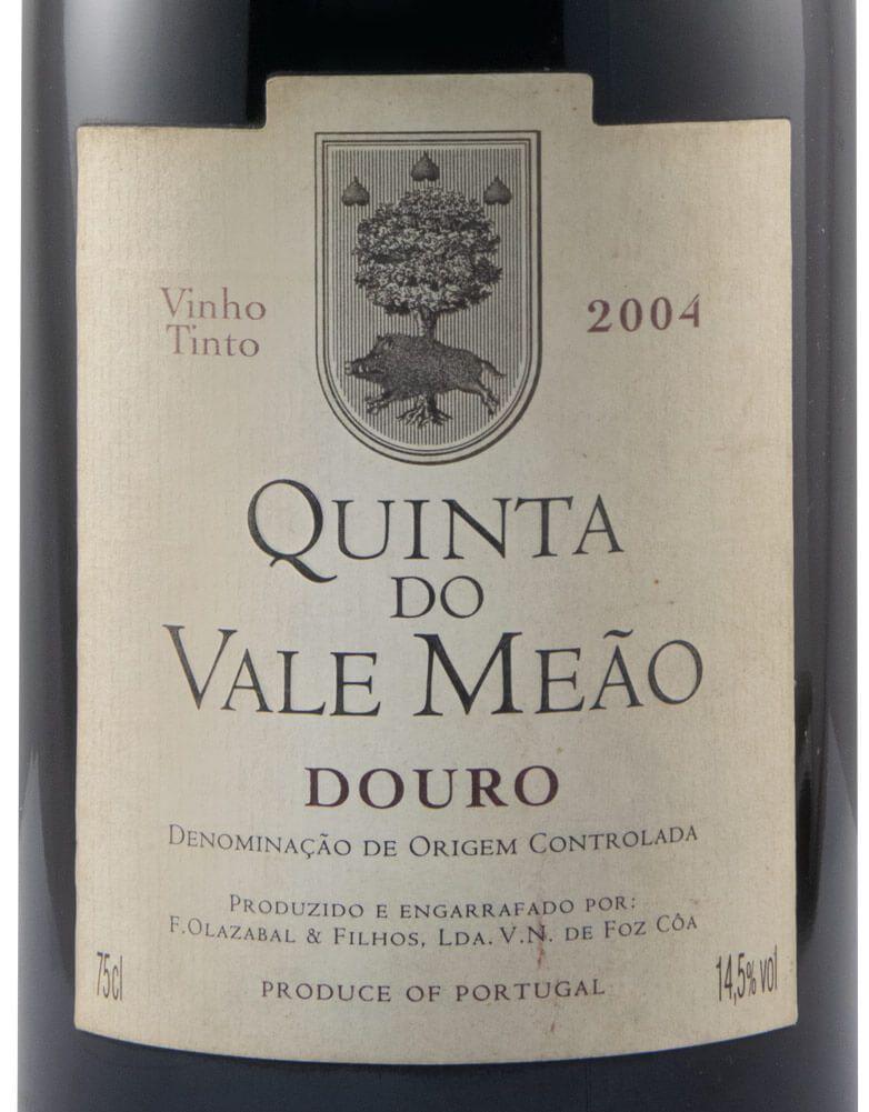 2004 Quinta do Vale Meão tinto