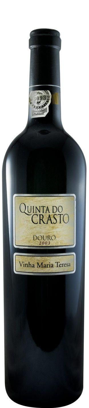 2003 Quinta do Crasto Vinha Maria Teresa red