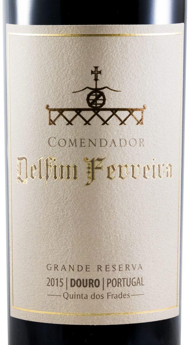2015 Delfim Ferreira Grande Reserva tinto
