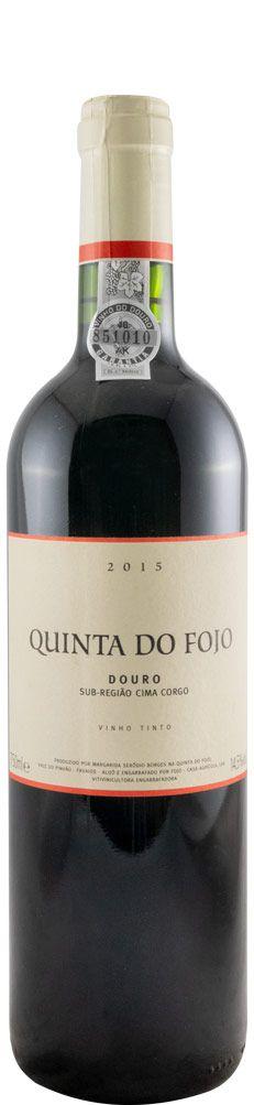 2015 Quinta do Fojo red