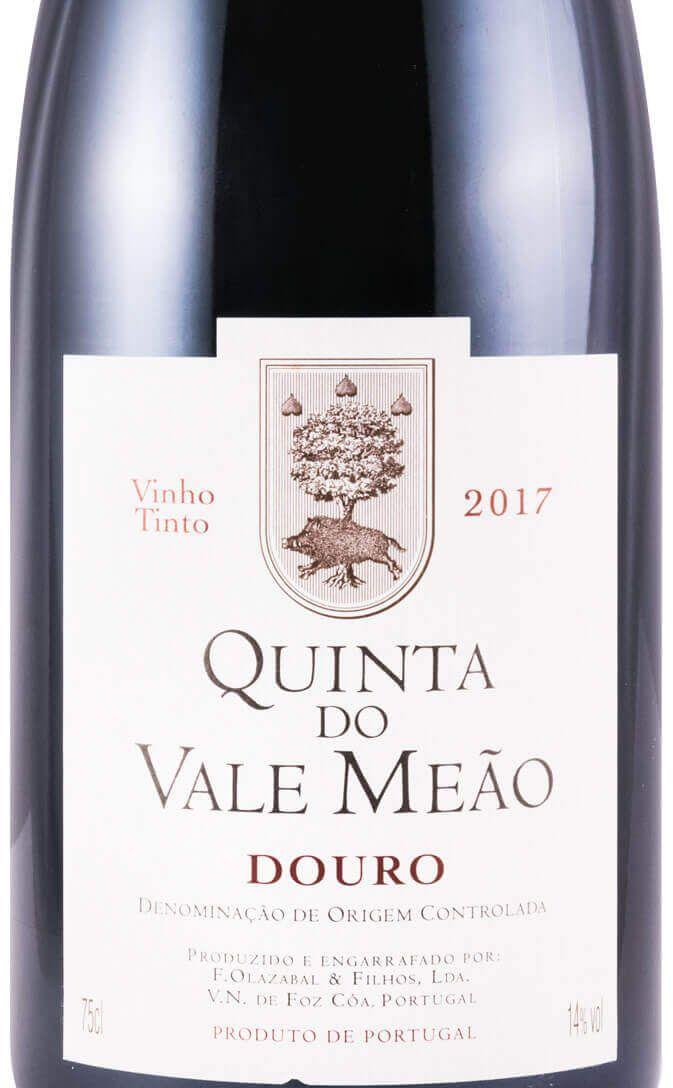 2017 Quinta do Vale Meão tinto