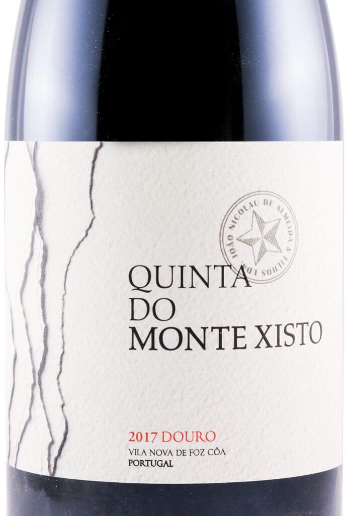 2017 Quinta do Monte Xisto tinto