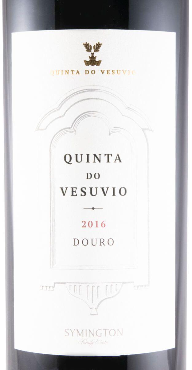 2016 Quinta do Vesuvio tinto 3L