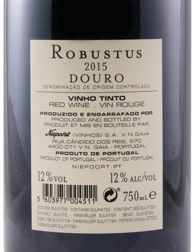 2015 Niepoort Robustus tinto