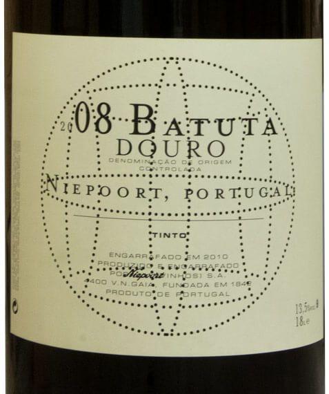 2008 Niepoort Batuta tinto 18L