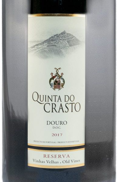 2017 Quinta do Crasto Reserva Vinhas Velhas red 18L