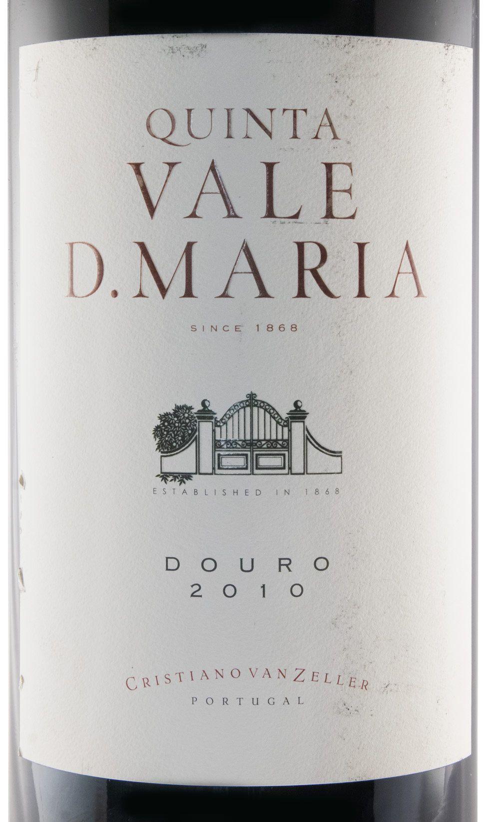 2010 Quinta Vale Dona Maria tinto 5L