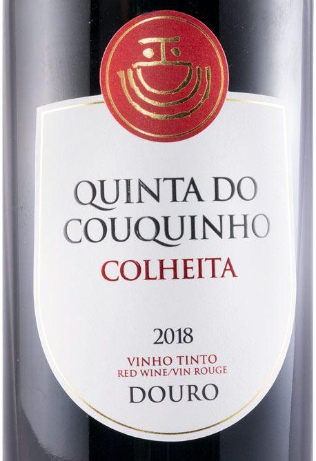 2018 Quinta do Couquinho red 1.5L