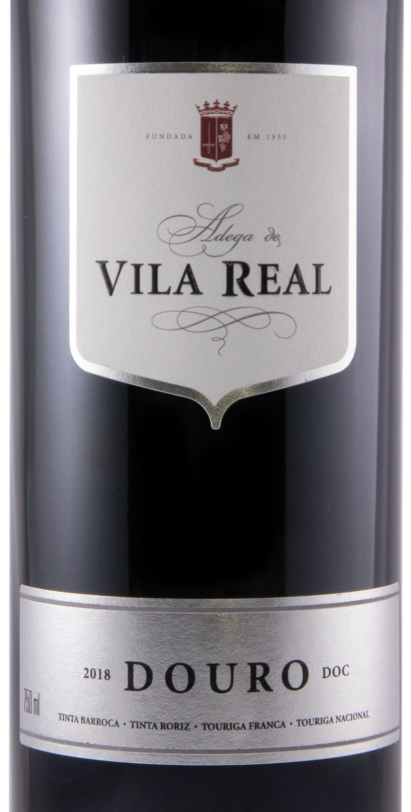 2018 Vila Real red