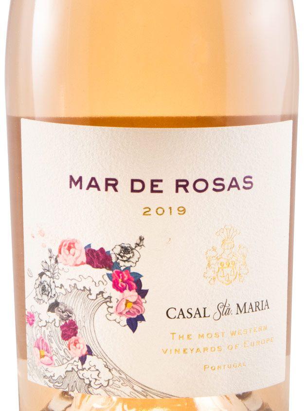 2019 Casal Sta. Maria Mar de Rosas rosé