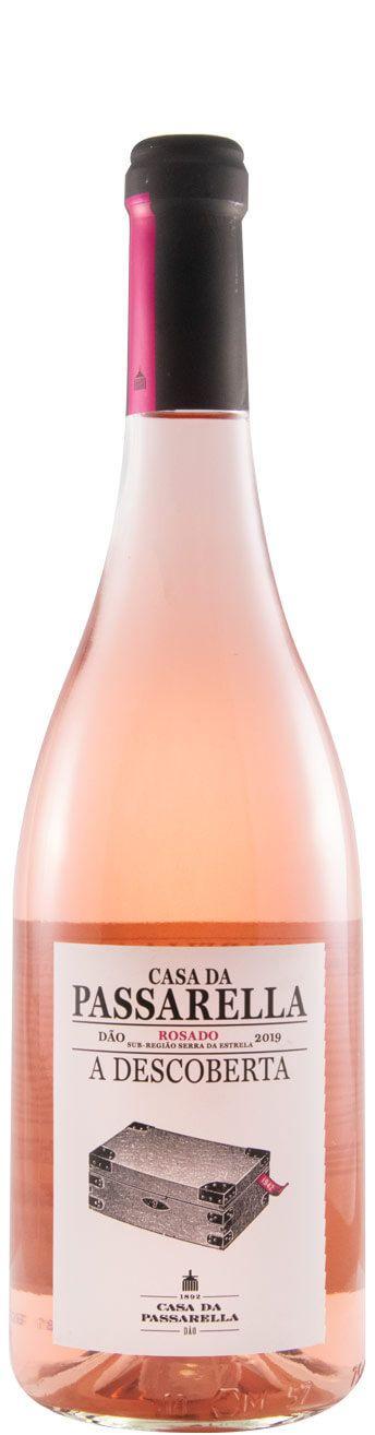 2019 Casa da Passarella A Descoberta rosé