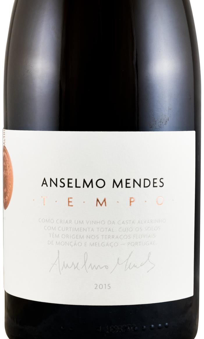 2015 Anselmo Mendes Tempo Escolha